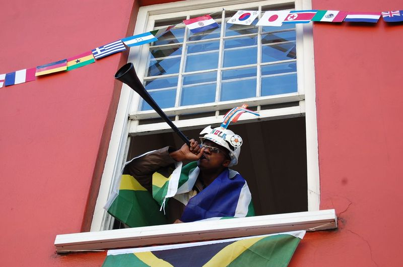 The 2010 Fifa World Cup in Cape Town