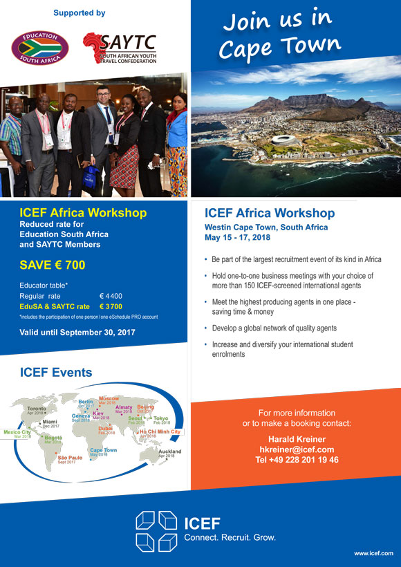 icef africa workshop