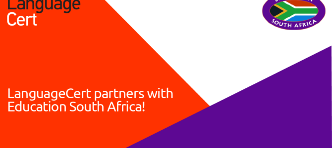 LanguageCert partners with Education South Africa